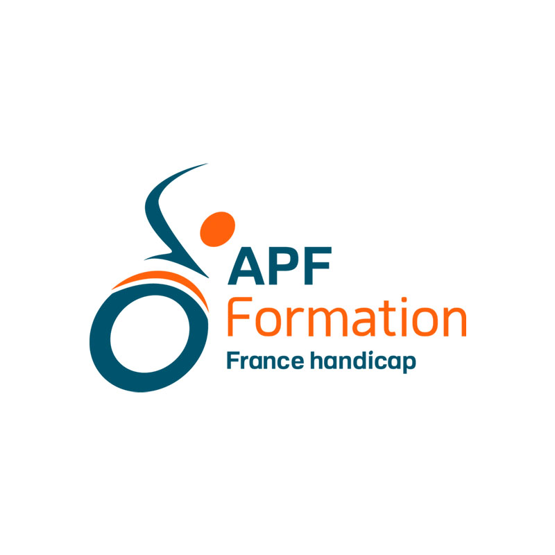 Logo APF Formation France handicap