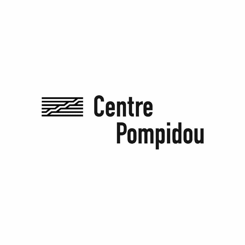 Logo Centre Beaubourg-Pompidou