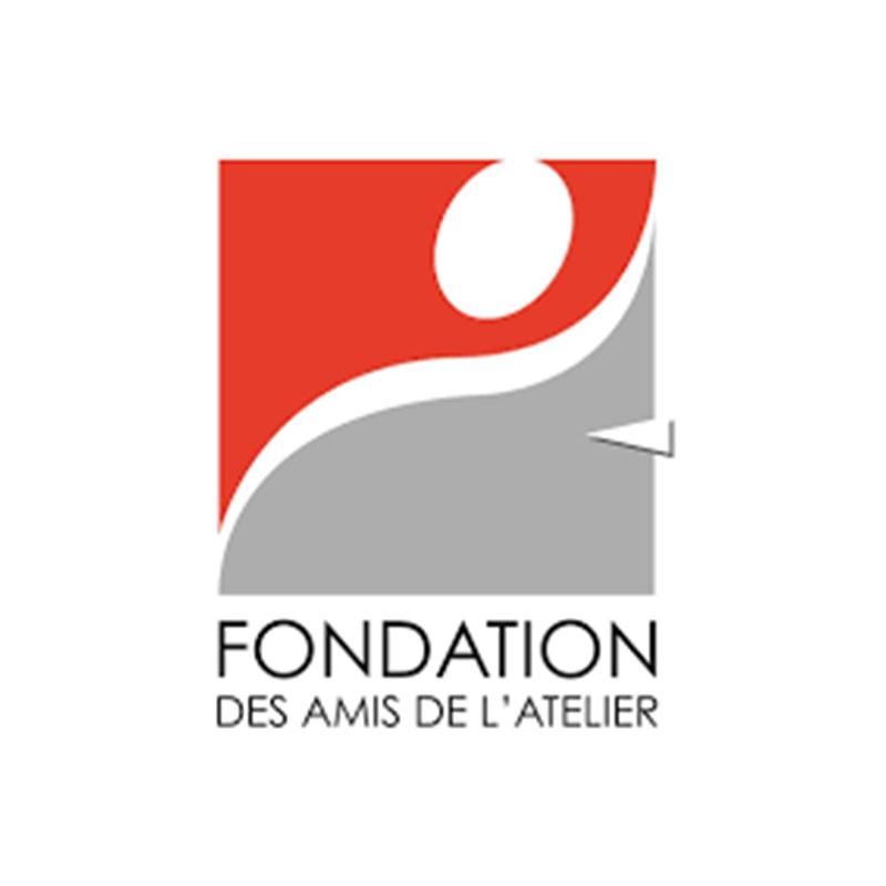 Logo Fondation des amis de l'atelier